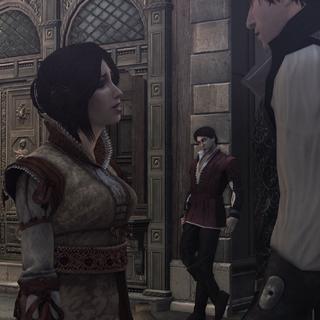 克里斯蒂娜第一次遇见埃齐奥