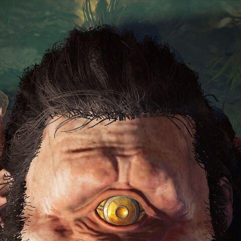 斯忒罗佩斯的眼睛