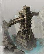 ACIV Ruines Maya concept