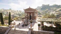 ACOD Heraklion Temple of Poseidon
