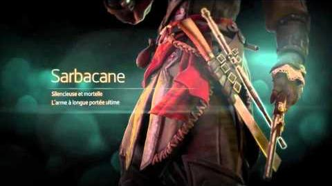 Assassin's Creed 3 Liberation (L'équipement d'Aveline - E3 2012) - Trailer