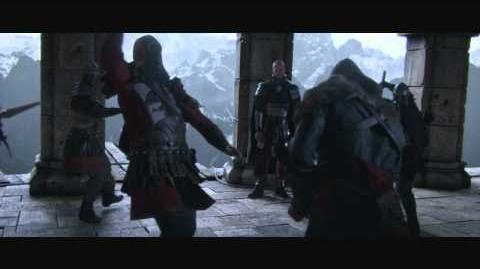 Assassin's Creed Revelations -- E3 Trailer