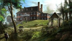 Davenport-Siedlung-Konzept