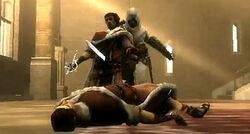 Shalim and Shahar assassination