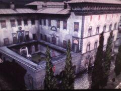 Épületek Palazzo Medici