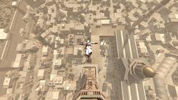 AC1 Altair saut de la foi Damas