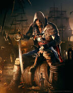 ACIV Edward Cape Brune Tonneau Wallpaper