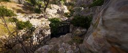 ACOD Cave of Tethys entrance