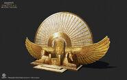 ACO Akhenaten's Throne Model