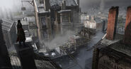 ACRogue zona industriale concept art