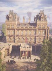 ACS DB Montagu House