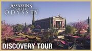 Assassin's Creed Odyssey Discovery Tour Ubisoft NA