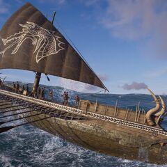 公元前5世纪的一个海盗<a class=