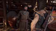 ACOD Debt Collector - Duris confronted by Kassandra