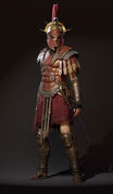 ACOD Kassandra Spartan War Hero Set