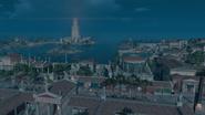 ACO Alexandrie phare palais tombeau