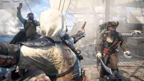Assassin's Creed IV Black Flag -- Tattoo TV Spot UK