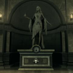 伊尔塔尼的雕像