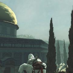 圆顶清真寺和阿克萨清真寺