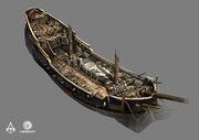 AC4 Deck Exploration - Concept Art 1