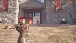 ACOD - Kassandra aiming bow
