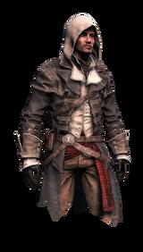 Tenues d'Assassin's Creed: Rogue