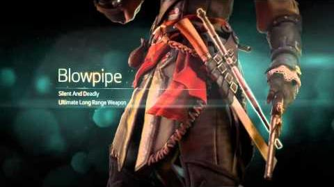 Assassin's Creed 3 Liberation -- Aveline 360 UK