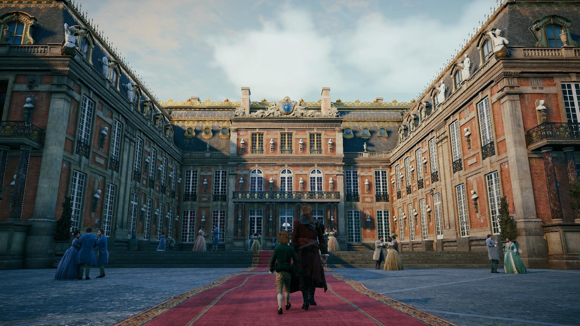 Memories Of Versailles Assassin S Creed Wiki Fandom