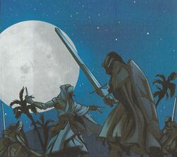 Numa affronta i Templari
