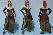 AC4 Anne Bonny by threedsquid