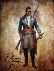 Eseosa (1757 – Unknown) (Haitian Brotherhood of Assassins)