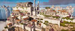 ACOD FoA FoE Persephone's Akropolis