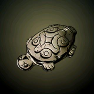 马雅乌龟 - 地球的神圣不可侵犯象征,与创物传说和太阳之永恒重生有关。