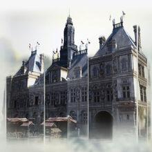 ACU Hôtel de Ville