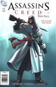 Assassin's Creed The Fall Target cover