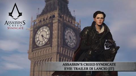 Assassin's Creed Syndicate - Evie Trailer di Lancio IT