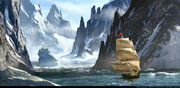 ACRG Arctic Fantasy - Concept Art