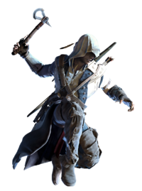 AC3 Connor AA Render