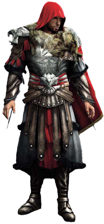 Armor Of Brutus Assassin S Creed Wiki Fandom