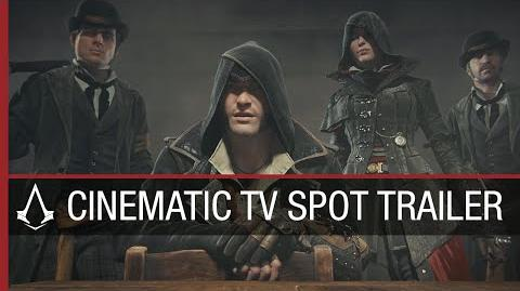 Assassin's Creed Syndicate Cinematic TV Spot Trailer US-0