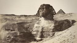 DTAE Sphinx 19th century