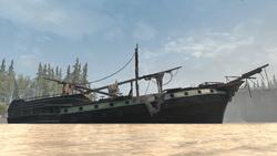 AC3 Aquila Wreck