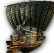 ACOD The Babylonian ship design