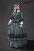 ACS Florence Nightingale Model - Front View