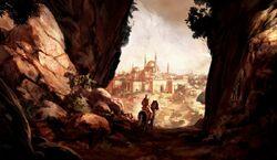 Altaïr raggiunge Costantinopoli