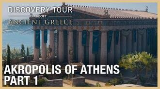 Assassin's Creed Discovery Tour The Akropolis of Athens Ep. 1 Ubisoft NA