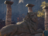 Lion of Leonidas