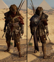 ACO Centurion's Armor outfit