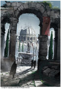 Assassin's Creed Brotherhood Concept Art 014