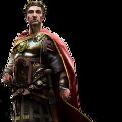 凯撒的人设图